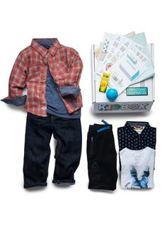 deac4e86 9 Best Kidbox images in 2019   Kids outfits, Kid styles, Kids fashion