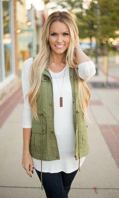 Army Vest | 3 Colors + 2 Sizes! | Jane