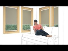 1000 Ideas About Motorized Blinds On Pinterest Electric Blinds Roller Blinds And Motorized