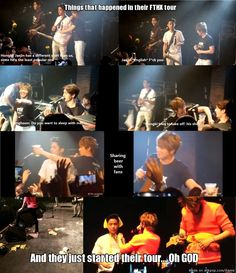 Things that only FTISLAND dares to do... Real Rockers!
