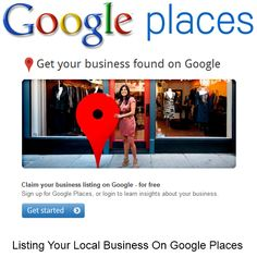 Listing Your Local Business On Google Places