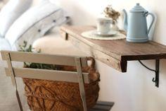 Dormitorio, estilo mediterráneo, low cost, ideas para decorar, proyectos de bricolaje, DIY, craft ideas, reciclaje, Ikea hackers, Tarragona