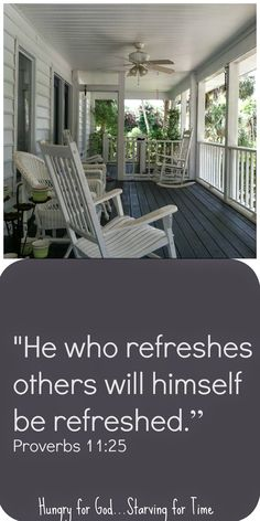 Proverbs 11 #scripture Be refreshed in the #Lord