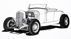 Rick Wilson – AutomotiveArtists.com
