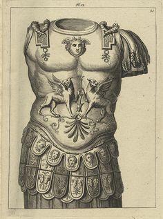 Roman Armor by peacay, via Flickr