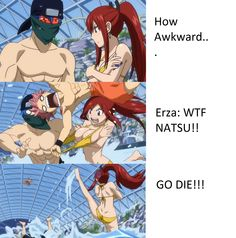 fairy tail erza and jellal ova - Google Search