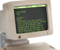 Many moons ago, my late wife Patti and I started playing a simple, text-based video game on our first generation Apple IIc. 'Zork' was an adventure into an underground world where we had to solve p...