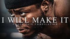 I WILL MAKE IT - Best Motivational Video Speeches Compilation (Best Coac... Best Motivational Speakers, Motivational Videos, Quit Now, Kettlebell, Body Weight, Work Hard, Dreaming Of You, Military, Workout