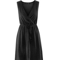 Bnwt H Black Jersey Summer Dress Size 18/20 | eBay