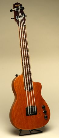 Stretch Electric Bass Ukelele