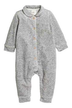 Welurowa piżama | H&M