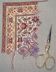 Reflets de Soie Tapis Arabesques