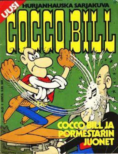 Cocco Bill fumetti