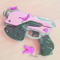 D.Va's Gun! Almost finish. Still missing to write HB50. But that's it! Do you…