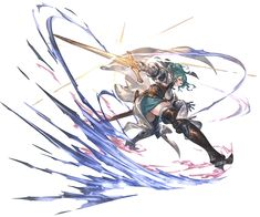View an image titled 'Herja SSR, Battle Art' in our Granblue Fantasy art gallery featuring official character designs, concept art, and promo pictures. Game Character Design, Character Concept, Character Art, Concept Art, Art Reference Poses, Photo Reference, Granblue Fantasy Characters, Dnd Art, Fantasy Kunst