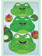 New Sewing Patterns - Freddy's Pad Place Mats Sewing Pattern
