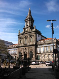 igreja da trindade Porto