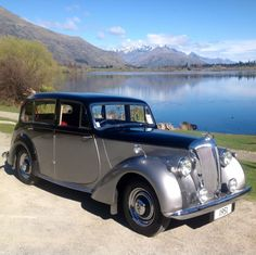 Daimler Consort For A Wedding In Queenstown New Zealand Classic