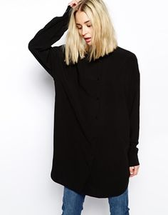 Oversized Shirt // ASOS