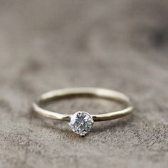 Promise rings.