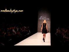 contrfashion Элиза Хайнесен  Elisa Heinesen UK на Mercedes Benz Fashion ...