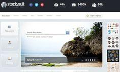 StockVault es un banco de imágenes gratuitas con una colección de aproximadamente 44.000 imágenes. Para descargar y utilizar en nuestros proyectos.