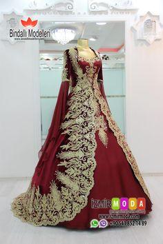 Bindallı modelleri online satış Dresses Elegant, Stunning Dresses, Nice Dresses, Turkish Wedding Dress, Couture Dresses, Fashion Dresses, Afghan Clothes, Royal Dresses, Pakistani Bridal Dresses