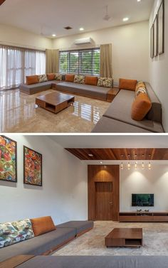 Contemporary living Room Decor - What should I put on my living room wall? Contemporary living Room Decor - Is it living room or dinning room? Home Design Living Room, Family Room Design, Family Rooms, Living Room Colour Design, Home Interior, Interior Design, Simple Interior, Interior Modern, Apartment Interior