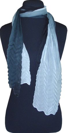 light shiffon long foulard_fashion woman accessories.