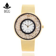 $4.49 (Buy here: https://alitems.com/g/1e8d114494ebda23ff8b16525dc3e8/?i=5&ulp=https%3A%2F%2Fwww.aliexpress.com%2Fitem%2F2016-New-Style-Luxury-Wristwatch-Women-Ball-Dial-Quartz-Watch-Female-Stainless-Steel-Band-Trendy-Relogio%2F32594905939.html ) 2016 New Style Luxury Wristwatch Women Ball Dial Quartz Watch Female Stainless Steel Band Trendy Relogio Feminino for just $4.49