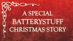 Christmas Greetings from http://www.batterystuff.com