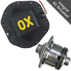 Ox Locker Ox Locker Dana 44 35 Spline 3.73 Down Air Selectable Locker - D44-373-35-AIR D44-373-35-AIR… #carparts #4wd #autoparts #spareparts