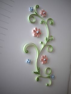 Quilling tutorials - cause I really need something else to learn to do...