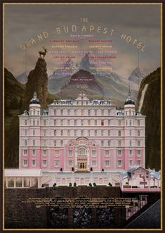 The Grand Budapest Hotel - 2014
