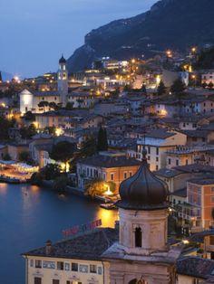 Lake Garda, Limone Sul Garda, Lombardy, Italy