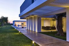 architettura villa moderna - Corato (bari)