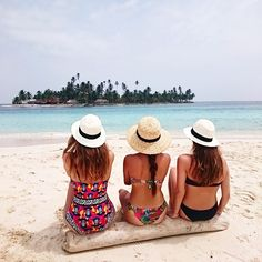 vacation with besties