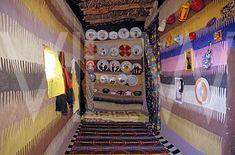 Soninke house, Mauritania © Deidi von Schaewen/Artedia