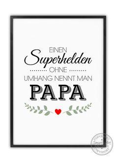 Zum Motiv: Diesen Druck gibt es in meinem Shop auch in einer MAMA Variante. Hier ist der Link: http://de.dawanda.com/product/80658359-SUPERHELDIN-MAMA-Kunstdruck-Muttertag-Geschenk Der...