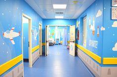 Pazienti astronauti con la nuova AstroTac - Ospedale Pediatrico Bambino Gesù
