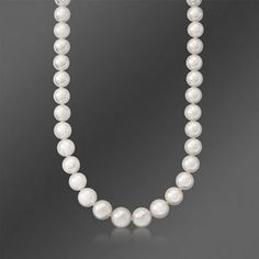 The pearl is June's birthstone and commonly associated with success, love and happiness. The gem has endless possibilities for jewelry and can be worn with any kind of outfit from casual-chic to black tie. >>Click on the pin to learn more about how to choose a pearl, the characteristics that affect pearl quality and caring for pearl jewelry. #SidneyThomas