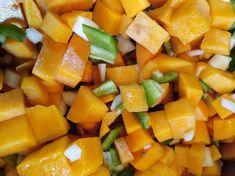 Cantaloupe, Sweet Potato, Potatoes, Snacks, Fruit, Vegetables, Cooking, Food, Recipes