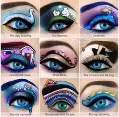 Makeup Eye Tutorials - Amazing