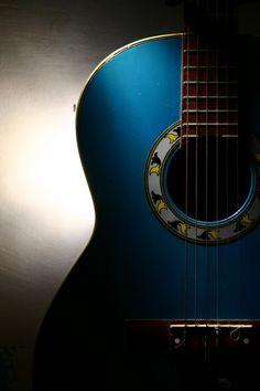 Photograph acoustic guitar by jun pinzon on 500px