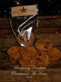 Grubby Muffin Tarts set of 15