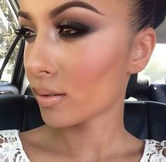 Her makeup is always on point