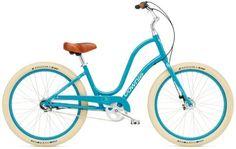 ocean blue bike