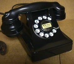 we had a phone like this