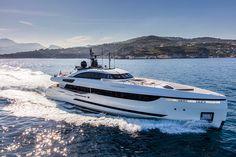 M/Y Divine Debuts Monaco Yacht Show 2016 | LUXUO