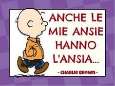 Ansia - Charlie Brown